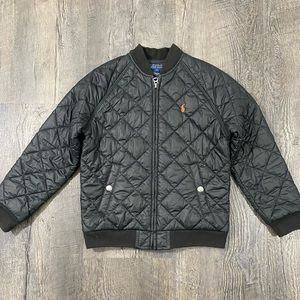POLO   Quilted Boys Jacket